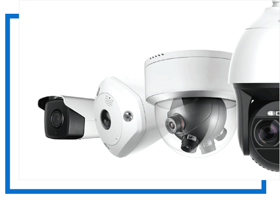 Perfect View™ Video Surveillance