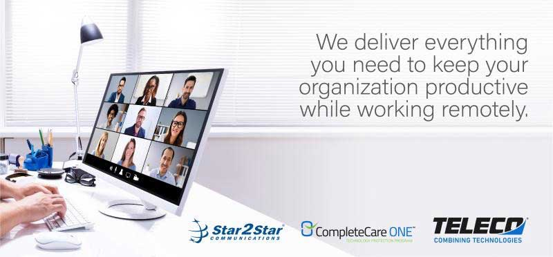 Teleco Offers Reliable & Flexible Connectivity From Anywhere Through Star2star