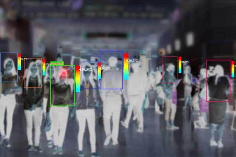Video Surveillance And Temperature Screening