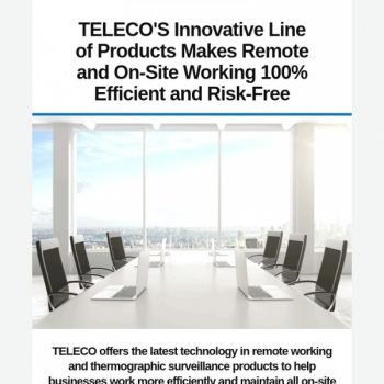 Teleco's Innovative Line Of Products