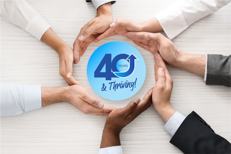 Celebrate 40 Years With Teleco … Helping Our Partners Succeed Since 1981